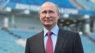 Putin: Tôi không cố tỏ ra mình là biểu tượng của Nga