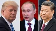 """Mỹ tung """"đòn"""" quốc phòng gây hấn cả Nga và Trung Quốc"""