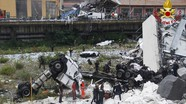 Bộ trưởng Giao thông Ý nói gì sau vụ sập cầu ở Genoa?