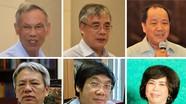 Chân dung 6 thành viên Tổ tư vấn kinh tế - xã hội của Chủ tịch UBND tỉnh