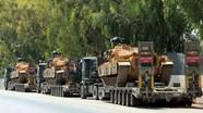 Xe tăng Thổ Nhĩ Kỳ tiến vào thành trì cuối cùng của phiến quân Syria