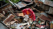 Số người chết vì động đất và sóng thần Indonesia tăng lên 420