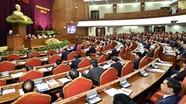 Ngày làm việc đầu tiên của Hội nghị Trung ương 8