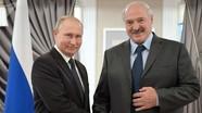Moskva tuyên bố nước nào tấn công quân sự vào Belarus coi như tấn công vào Nga