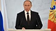 Ông Putin ký sắc lệnh áp đặt trừng phạt Ukraine