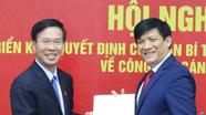 Thứ trưởng Bộ Y tế làm Phó Trưởng ban Tuyên giáo Trung ương