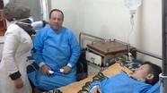 Syria tố cáo phiến quân dùng vũ khí hóa học khiến 50 người bị thương