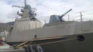 Giữa căng thẳng với Ukraine, Nga trang bị thêm nhiều tàu chiến cho Hạm đội Biển Đen