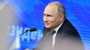 """Putin: """"Xuất hiện một tay chơi mạnh, nhưng người ta không muốn thế"""""""