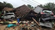 Số thương vong trong vụ sóng thần Indonesia tăng lên hơn 1.000 người