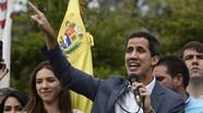 """""""Tổng thống lâm thời"""" Venezuela bị cấm rời nước, đóng băng tài sản"""