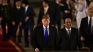 Tổng thống Mỹ Donald Trump tới Hà Nội, về khách sạn Marriott