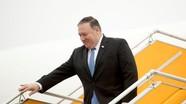 Ngoại trưởng Mỹ Mike Pompeo tới Việt Nam