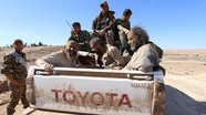 Bắt giữ hơn ngàn thành viên IS ở Syria