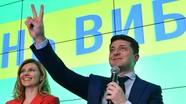 Bầu cử Ukraine: Bất ngờ mang tên Zelensky và dư luận từ Moskva