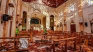 Kẻ đánh bom nhà thờ Sri Lanka xoa đầu nạn nhân khi rời đi