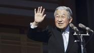 Thủ tướng Nhật Bản tuyên bố Hoàng đế Akihito thoái vị