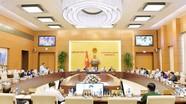 Ủy ban Thường vụ Quốc hội sẽ xem xét, quyết định thành lập một số đơn vị hành chính