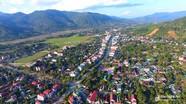 Nghệ An xác định 17 xã, thị trấn không đảm bảo tiêu chí diện tích và dân số
