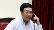 Việt Nam đề nghị Singapore điều chỉnh sau phát biểu của ông Lý Hiển Long