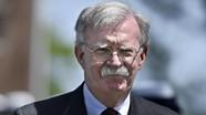 John Bolton cảnh báo Iran chớ nên diễn giải sai sự thận trọng của Mỹ là 'hành động yếu kém'