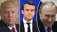 G7 vẫn bế tắc chuyện đưa Nga trở lại