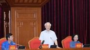 Tổng Bí thư, Chủ tịch nước: Đặt lợi ích quốc gia, dân tộc lên tối cao
