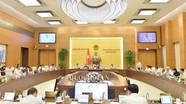 Ủy ban Thường vụ Quốc hội xem xét, quyết định thành lập đơn vị hành chính mới