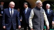 Ấn Độ - Trung Quốc lạnh nhạt, Nga cố gắng nồng ấm với cả hai