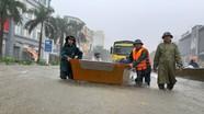 Giám đốc Sở NN&PTNT Nghệ An: Lượng mưa kỷ lục trong năm trút xuống thành phố Vinh