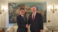 Bộ trưởng Thống nhất Hàn Quốc lên tiếng sau khi Triều Tiên 'cảnh báo' Mỹ