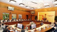 Ủy ban Thường vụ Quốc hội thông qua phương án sắp xếp đơn vị hành chính cấp xã ở Nghệ An