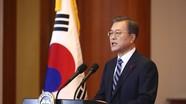 Tổng thống Moon Jae-in lại mời ông Kim Jong-un thăm Hàn Quốc