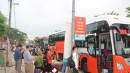Nghệ An: Taxi, xe tuyến cố định, xe buýt được khai thác tối đa không quá 50% số chuyến, phương tiện
