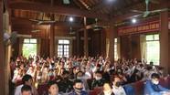 Nghệ An: Tập trung cho đại hội Đảng các cấp