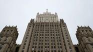 Nga tuyên bố 'đáp trả' mạnh việc Séc trục xuất 2 nhân viên ngoại giao