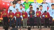HLV Park Hang Seo cúi chào, chúc Tết toàn thể người hâm mộ Việt Nam