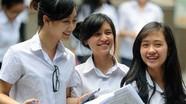 Thí sinh đăng ký thi bài tổ hợp Khoa học xã hội tăng