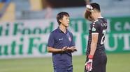 """HLV Nguyễn Thành Công thay Tài Em ngồi """"ghế nóng"""" ở Sài Gòn FC"""