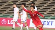 Đánh bại Philippines, U22 Việt Nam có được 3 điểm đầu tiên tại giải AFF U22 2019