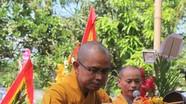 Chùa Phúc Quang tổ chức lễ Phật đản 2019