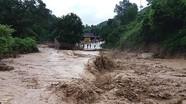 Tin áp thấp nhiệt đới gần bờ: Nghệ An có mưa lớn, đề phòng lũ quét, lũ lụt và sạt lở đất