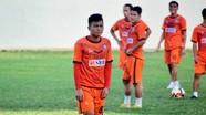Cựu trung vệ SLNA Phạm Mạnh Hùng sắp chia tay SHB Đà Nẵng?