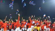 U22 Việt Nam nhận 'mưa' tiền thưởng sau tấm HCV SEA Games; Văn Hậu xin lỗi tiền vệ của U22 Indonesia