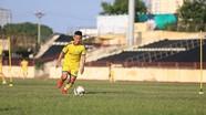 Cơ hội mới của tiền vệ Bùi Đình Châu ở SLNA