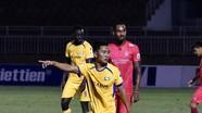 Tiền vệ Bùi Đình Châu có bỏ lỡ trận đấu với B.Bình Dương?