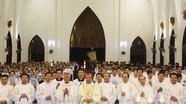 Giáo phận Vinh thông báo tạm ngưng Thánh lễ cộng đồng