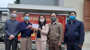 Giáo họ ở huyện miền núi Nghệ An ủng hộ 5 triệu đồng phòng chống Covid -19