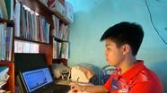 Nam sinh 'thủ khoa khối B' cụm Quốc lộ 48 ở Nghệ An chia sẻ về việc học và ước mơ làm bác sỹ