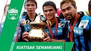 Kiatisak tin HAGL có thể vô địch V.League; TP.HCM sắp có HLV trưởng đến từ Thai League